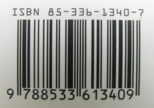 ISBN 10 Brasilien